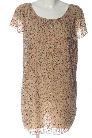 Zara Minikleid mehrfarbig Elegant