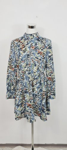 Zara Minikleid/ Blau / Größe L