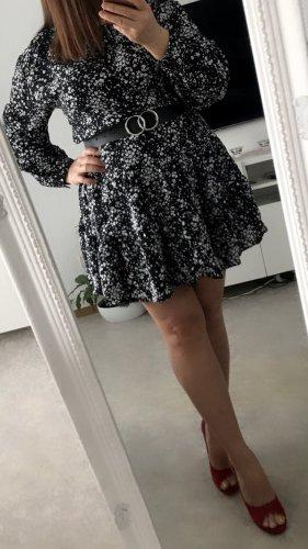 Zara Minikleid Blusenkleid Blogger Fashion S ♥️