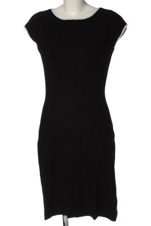 Zara Minikleid schwarz Casual-Look