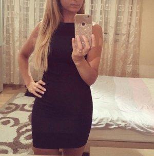 Zara Minikleid in schwarz, Gr. XS, NEU