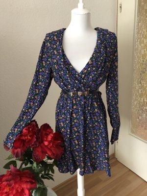 Zara Minikleid mit Blumen Neu ❤️