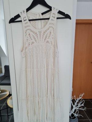 Zara Minikleid mit Fransen