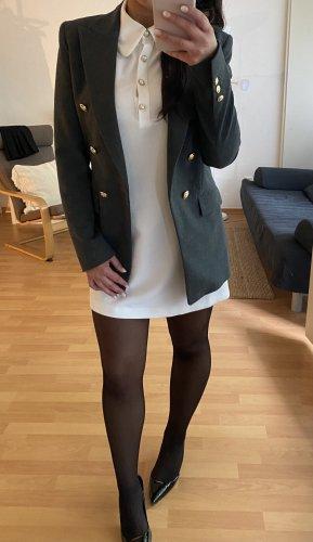 Zara Minikleid mit Knöpfen