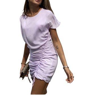 Zara Mini Abito rosa stile casual