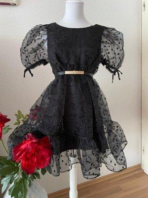 Zara Minikleid Rüschen in M Neu ❤️