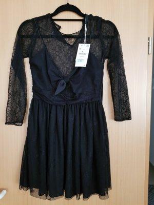 Zara Minikleid Spitze Größe S