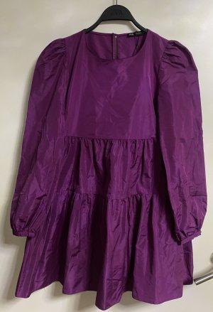 Zara Minikleid Volantkleid Partykleid Abendkleid
