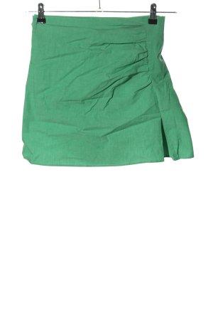 Zara Minirock grün Elegant