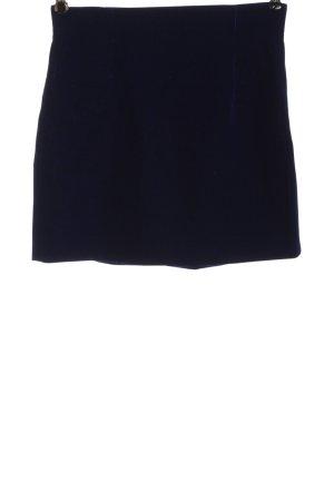 Zara Minirock lila Elegant