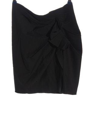 Zara Minirock schwarz Elegant