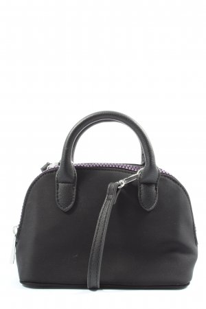 Zara Minitasche schwarz Casual-Look