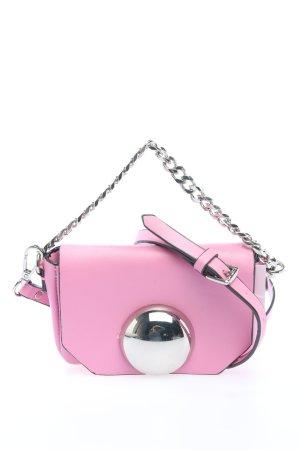 Zara Minitasche pink Casual-Look