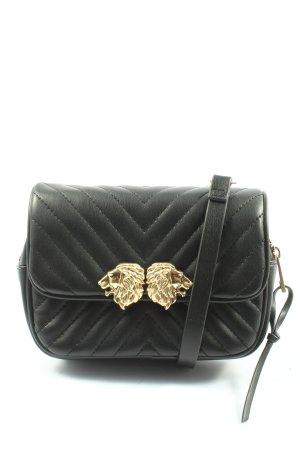 Zara Minitasche schwarz Elegant