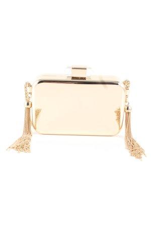 Zara Mini Bag cream elegant