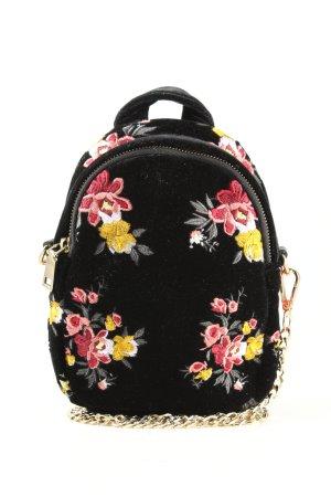 Zara Mini sac motif de fleur style décontracté