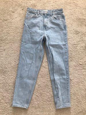 Zara Mom Jeans Boyfriend-Jeans Größe M wie neu