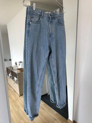 Zara Mom Jeans Hellblau High Waist Gr. 34 / XS - nur einmal getragen!
