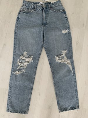 Zara Mom Jeans Highwaist