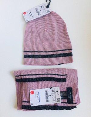 Zara Mütze&Schal Set Neu inkl. Etikett