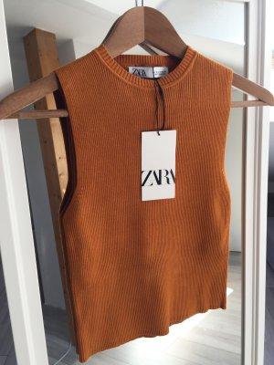 Zara Neckholder Top M