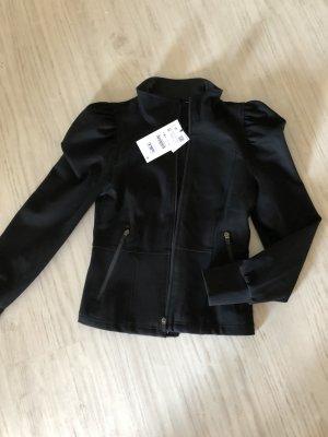 Zara Softshelljack zwart