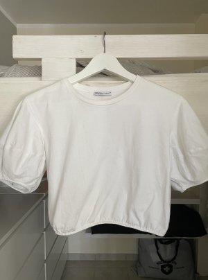 Zara Koszula o skróconym kroju Wielokolorowy