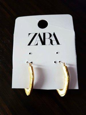 Zara Accesoires Zarcillo color oro