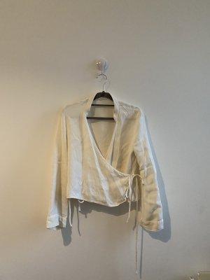 Zara origami Bluse