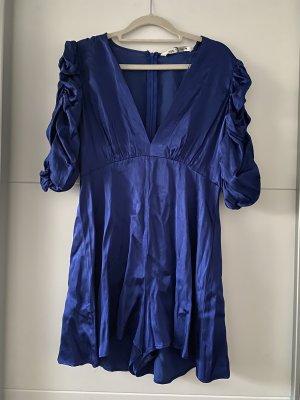 Zara Mini Abito blu