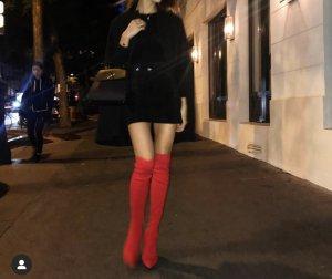 Zara Overknees NEU mit Etikett