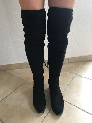 ZARA Overknees Stiefel Größe 39