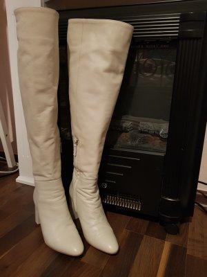 Zara Cuissarde blanc cassé