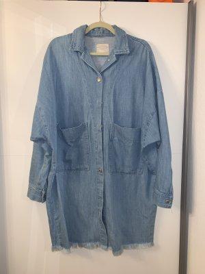 Zara overshirt jeans gr.S-M