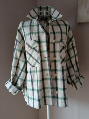 Zara  Overshirt  Oversize Hemd Hemdjacke Jacke kariert