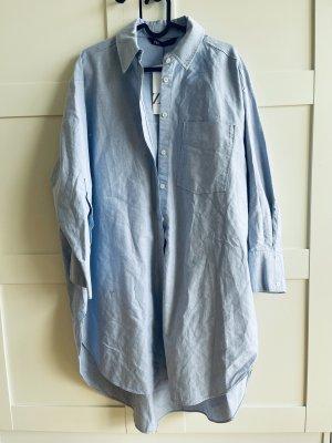 Zara oversize Hemdkleid hemdbluse