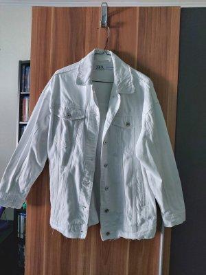Zara Oversize Jeansjacke/Oversize Jacke in Gr. S