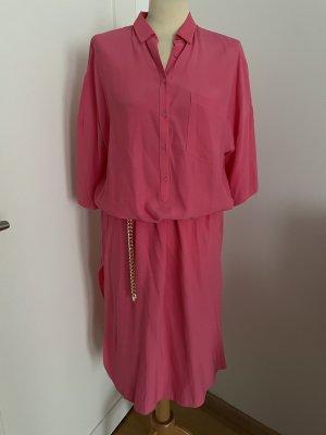 Zara oversize Kleid Pink gr. S