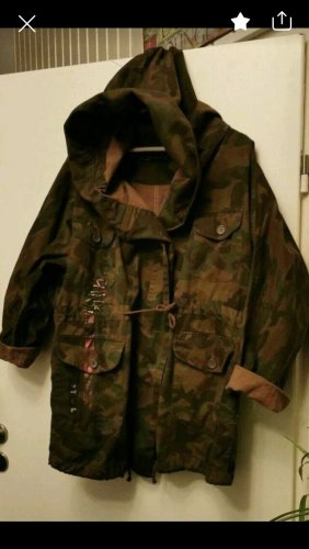 ZARA oversize Military Jacke 40-48