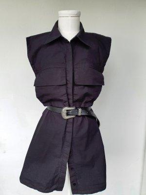 Zara Oversize-Popelinehemd Gr.M