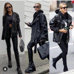 Zara oversized blogger jacket