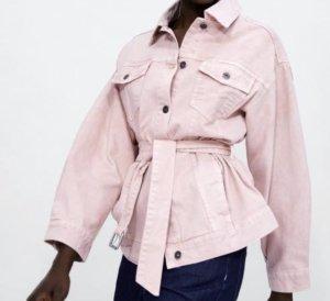 Zara oversized Jacke
