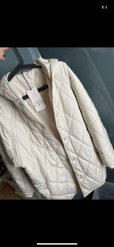 Zara oversized Mantel beige Creme neu XS