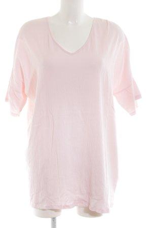 Zara Oversized Shirt pink schlichter Stil