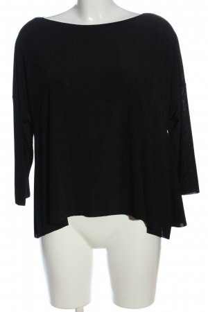 Zara Camicia oversize nero stile casual