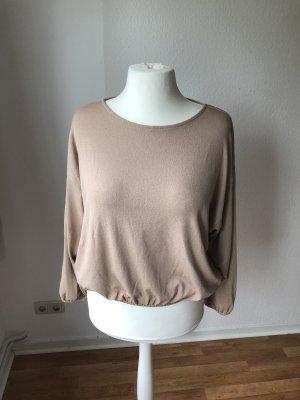 Zara Camicia oversize color cammello-beige