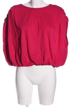 Zara Oversized Shirt pink Casual-Look