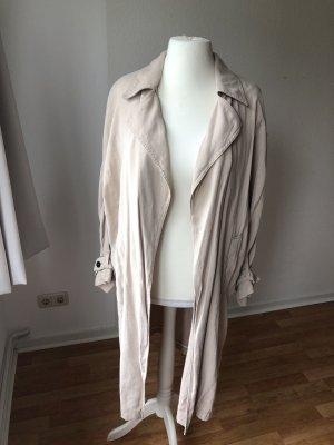 Zara oversized Trenchcoat Beige
