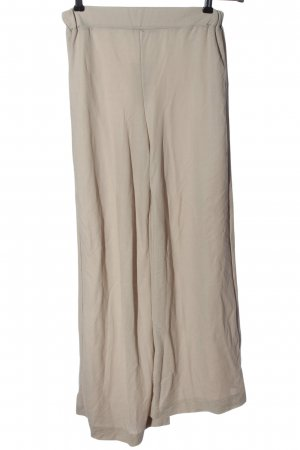 Zara Palazzo Pants cream casual look
