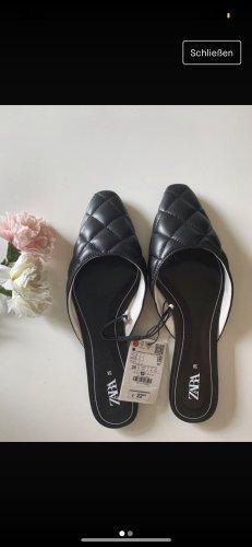 Zara Mule à talon noir